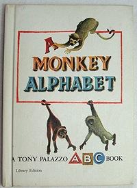 Monkey Alphabet, A: A Tony Palazzo ABC BookPalazzo, Tony - Product Image