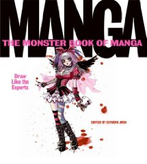 Monster Book of Manga, The : Draw Like the ExpertsCasaus, Fernando - Product Image