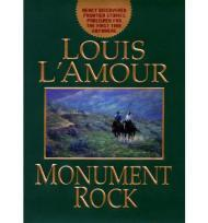 Monument RockL'Amour, Louis - Product Image