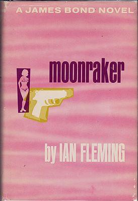 Moonraker - A James Bond NovelFleming, Ian - Product Image
