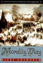 Morality Playby: Unsworth, Barry - Product Image
