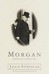 Morgan : American FinancierStrouse, Jean - Product Image