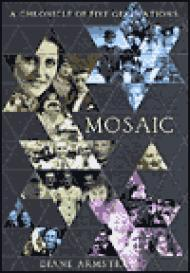 Mosaic: A Chronicle of Five GenerationsArmstrong, Diane - Product Image