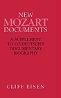 Mozart Documents: A Supplement to the Documentary Biography by O.E.DeutschEisen, Cliff - Product Image