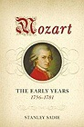 Mozart: The Early Years, 1756-1781Sadie, Stanley - Product Image