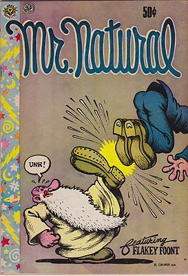 Mr. NaturalCrumb, Robert, Illust. by: Robert  Crumb - Product Image