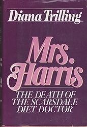 Mrs. Harris: The Death of the Scarsdale Diet DoctorTrilling, Diana - Product Image