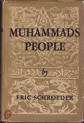 Muhammads People: A Tale by Anthology Schroeder, Eric - Product Image