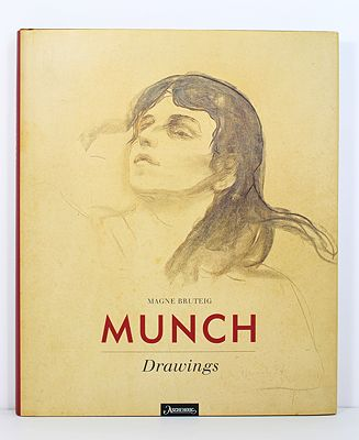 Munch - DrawingsBruteig, Magne - Product Image