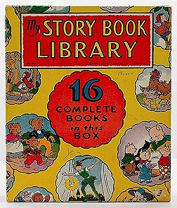 My Story Book Library: 16 Complete Books in this BoxN/A, Illust. by: Eulalie - Product Image