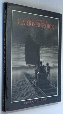 Mysteries of Harris Burdick, TheVan Allsburg, Chris, Illust. by: Chris Van Allsburg - Product Image