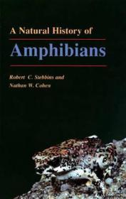 Natural History of Amphibians, A Stebbins, Robert C. - Product Image