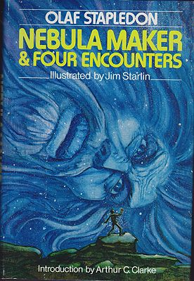 Nebula Maker & Four EncountersStapledon, Olaf, Illust. by: Jim  Starlin - Product Image