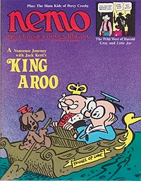 Nemo the Classic Comics Library #21, August 1986Marschall (Ed.) , Richard - Product Image