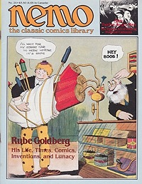 Nemo the Classic Comics Library #24, February 1987Marschall (Ed.) , Richard - Product Image