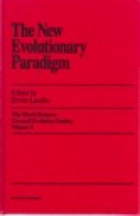 New Evolutionary Paradigm, The (The World Futures General Evolution Studies)Laszlo (Editor), Ervin/Ilya Prigogine - Product Image