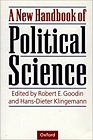 New Handbook of Political Science, A Goodin, Robert E. (Editor) - Product Image