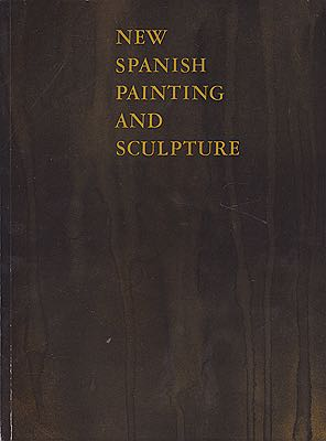 New Spanish Painting and SculptureO'Hara, Frank - Product Image