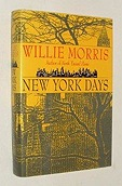New York DaysMorris, Willie - Product Image