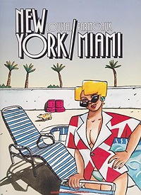 New York/MiamiParingaux, Philippe / Loustal, Jacques , Illust. by: Jacques  Loustal - Product Image