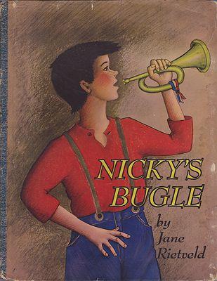 Nicky's BugleRietveld, Jane, Illust. by: Jane  Rietveld - Product Image