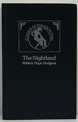 Night Land - A Love Tale, TheHodgson, William Hope  - Product Image