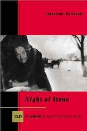 Night of Stone: Death and Memory in Twentieth Century RussiaMerridale, Catherine - Product Image