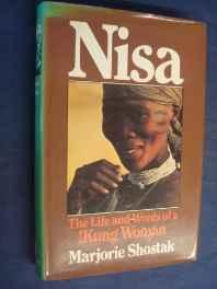 Nisa: The Life and Words of a !Kung WomanShostak, Marjorie - Product Image