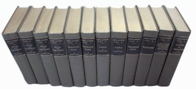 Novels and Letters of Jane Austen, The (12 Volume Set)Austen (R. Brimley Johnson, ed.), Jane, Illust. by: C.E. (Charles E. ) and H.M.   Brock - Product Image