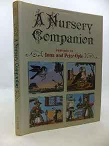 Nursery Companion, AOpie, Iona, Illust. by: Peter Opie - Product Image
