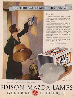 ORIG VINTAGE MAGAZINE AD/ 1923 WESTINGHOUSE ELECTRIC HEATER ADillustrator- Lucille  Marsh - Product Image