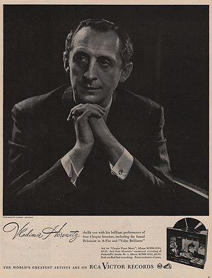 ORIG VINTAGE MAGAZINE AD/ 1946 RCA VICTOR RECORDS ADillustrator- N/A - Product Image