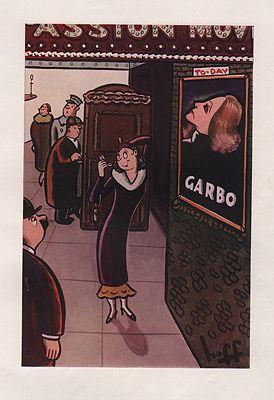 ORIG VINTAGE MAGAZINE ILLUSTRATION/ ESQUIRE MAY 1934Hoff (Illust.), Syd, Illust. by: Syd  Hoff - Product Image