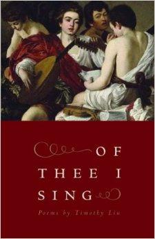Of Thee I SingLiu, Timothy - Product Image