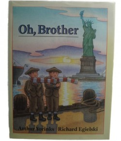 Oh, Brotherby: Egielski, Richard (Illustrator) - Product Image