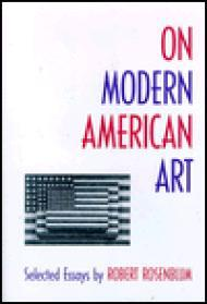 On Modern American ArtRosenblum, Robert - Product Image