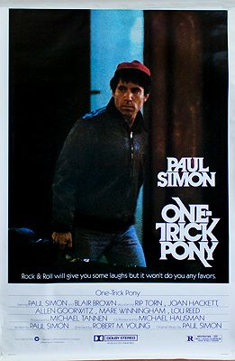 One-Trick Pony (MOVIE POSTER)N/A - Product Image