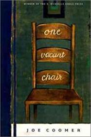 One Vacant ChairCoomer, Joe - Product Image