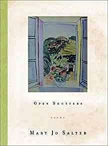 Open Shutters: PoemsSalter, Mary Jo - Product Image