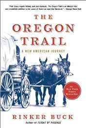 Oregon Trail, The: A New American JourneyBuck, Rinker, Illust. by: Michael Gellatly - Product Image