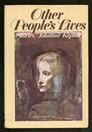 Other People's Livesby: Kaplan, Johanna - Product Image