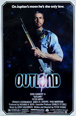 Outland (MOVIE POSTER)N/A - Product Image