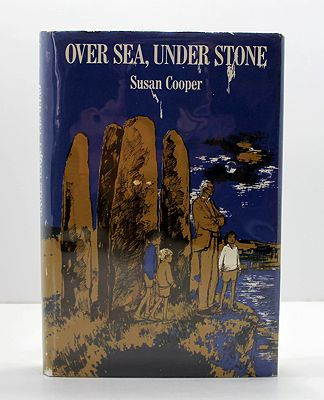 Over Sea, Under StoneCooper, Susan, Illust. by: Margery Gill - Product Image