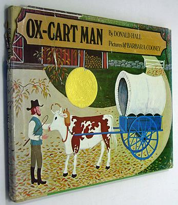 Ox-Cart ManHall, Donald, Illust. by: Barbara Cooney  - Product Image