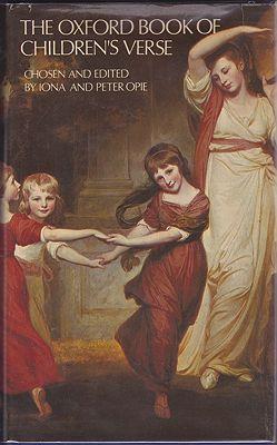 Oxford Book of Children's Verse, TheOpie, Iona/Peter Opie (Editors) - Product Image