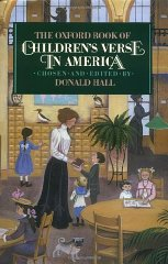 Oxford Book of Children's Verse in America, The Hall, Donald (Editor) - Product Image