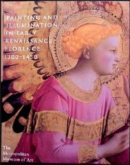 Painting and Illumination in Early Renaissance Florence. 1300-1450Kanter, Laurence - Product Image
