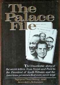 Palace File, TheHung, Nguyen Tien - Product Image