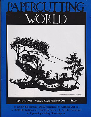 Papercutting World (4 Issues)Bean (Ed.), Joseph W. - Product Image