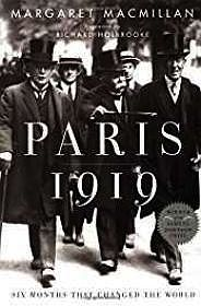Paris 1919: Six Months That Changed the WorldMacMillan, Margaret - Product Image